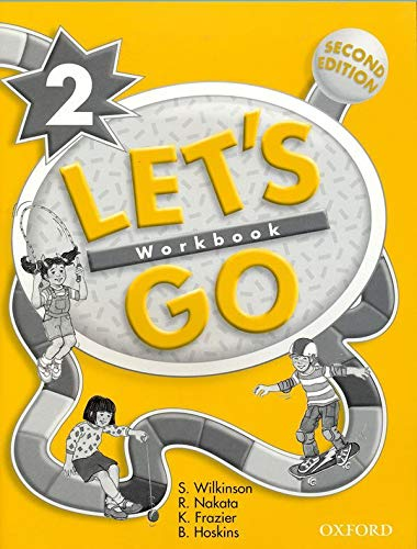 9780194364546: Let's Go 2: Workbook (Let's Go Second Edition)