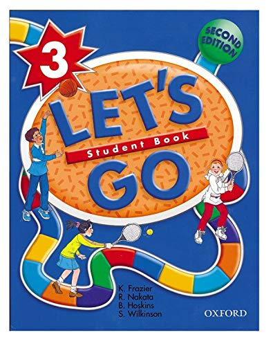 9780194364638: Let's go 3 : Student book
