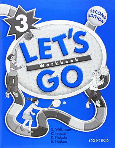 9780194364645: Let's Go: 3: Workbook