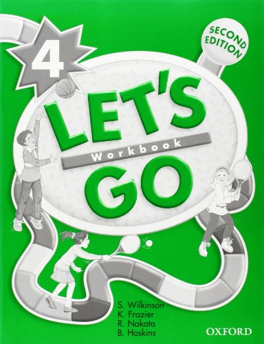 9780194364744: Let's Go 4: Workbook (Let's Go Second Edition)