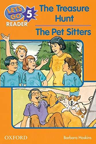 9780194364867: The Treasure Hunt: The Pet Sitter (LET'S GO READER.)