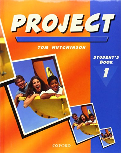 9780194365147: Projectstudent's Book Level 1 (Project 1 Second Edition)