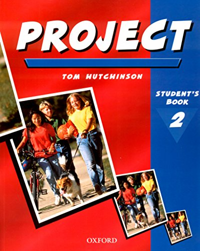 9780194365239: Project 2student's Book (Project 2 Second Edition)