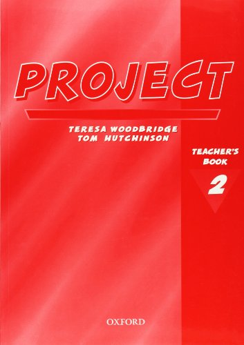9780194365253: Project 2 Second Edition: Teacher's Book
