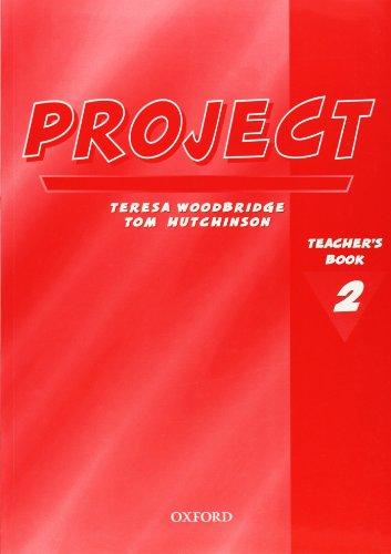 9780194365253: Project 2 : Teacher's Book: Project 2 Second Edition: Teacher's Book 2