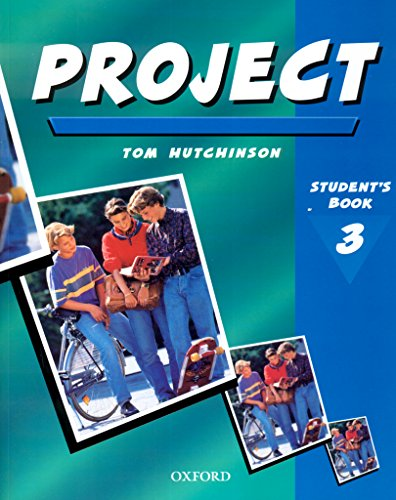 9780194365321: Project 3 Second Edition: Project 3 sb new ed: Student's Book Level 3 (Project English)