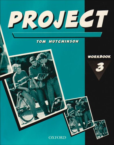 Project 3 Second Edition: Workbook: Hutchinson