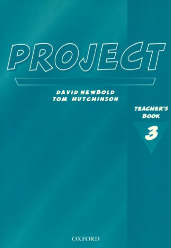 9780194365345: Project 3 Second Edition: Project 3 tb new ed: Teacher's Book Level 3 (Project English)
