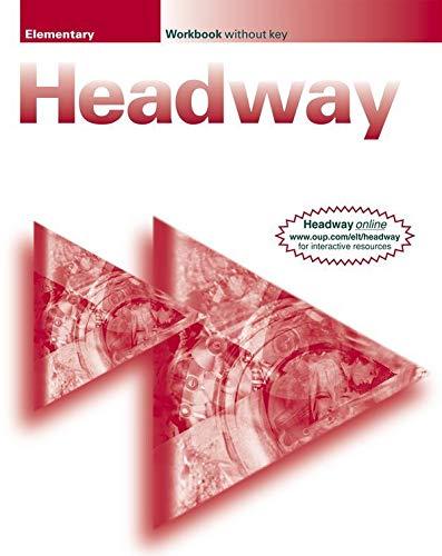 9780194366670: New Headway: Elementary: Workbook (without Key)