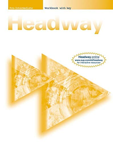 9780194366724: New Headway: Pre-intermediate: Workbook (with Key)