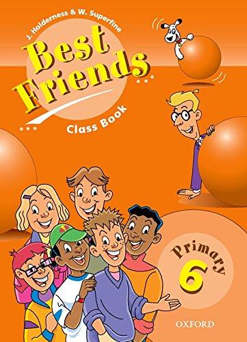 9780194367271: Best Friends 6: Class Book