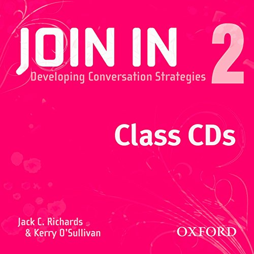 9780194367820: Join in 2, Class: Developing Conversation Strategies