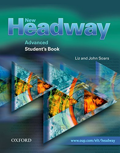 9780194369305: New Headway Advanced Student's Book: English Course (Headway)