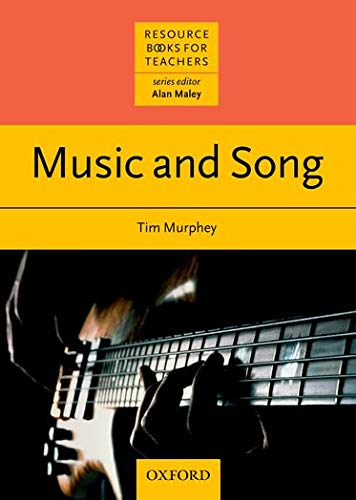 9780194370554: Resource Books for Teachers: Music and Song (Resource Book For Teachers)