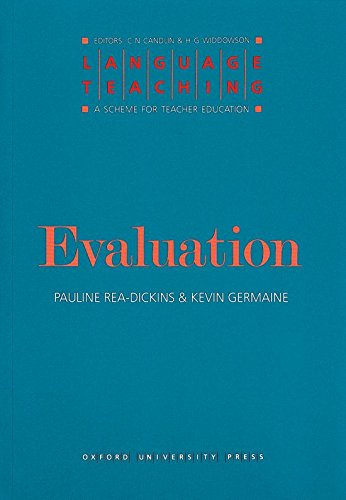 9780194371384: Language Teaching Evaluation