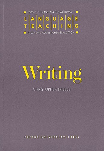 9780194371414: Language Teaching. a Scheme for Teacher Education: Writing