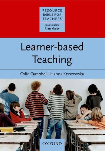 9780194371636: Resource Books for Teachers: Learner-Based Teaching (Resource Book For Teachers)