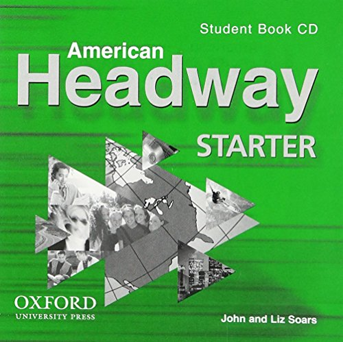 9780194371780: American Headway Starter: Student Book CDs (2)