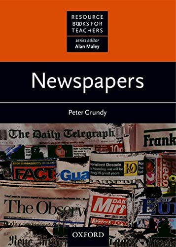 9780194371926: Newspapers (Resource Books for Teachers)