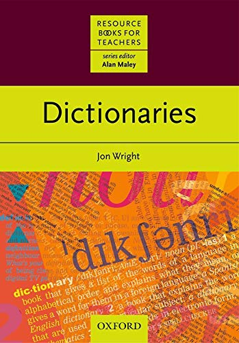 9780194372190: Resource Books for Teachers: Dictionaries (Resource Books for Teachers) (Resource Book For Teachers)
