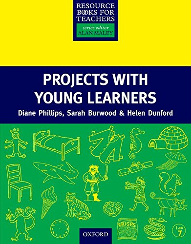 9780194372213: Projects with Young Learners (Resource Books for Teachers)