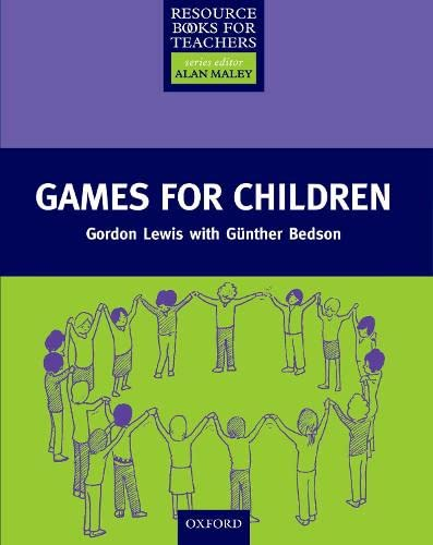 9780194372244: Games for Children (Resource Books for Teachers)