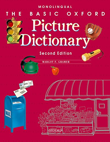 9780194372329: The Basic Oxford Picture Dictionary, Second Edition (Monolingual English)