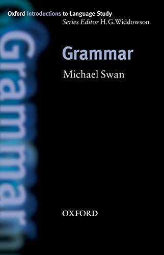9780194372411: Grammar (Oxford Introduction to Language Study Series)