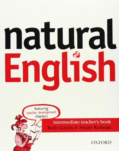 9780194373296: Natural English Intermediate: Teacher's Book: Teacher's Book Intermediate level
