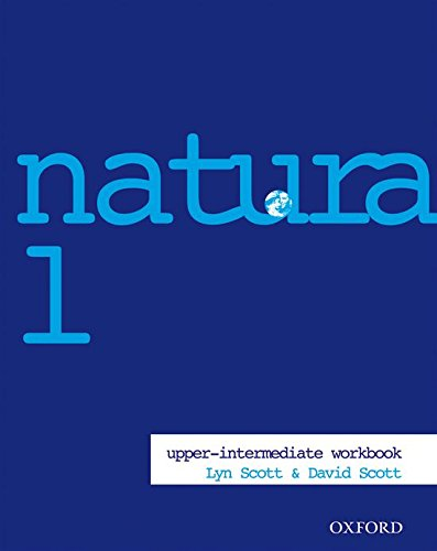 9780194373340: Natural English Upper-Intermediate. Workbook without Key: Vol. 2