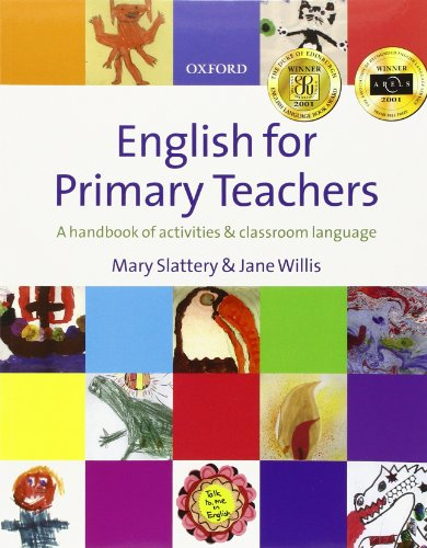9780194375634: English for Primary Teachers