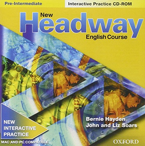 9780194375696: New Headway English Course Interactice Practice CD-ROM: New Headway Pre-Intermediate: Pract CD-ROM (Venta): Interactive Practice CD-ROM Pre-intermediate lev (New Headway First Edition)