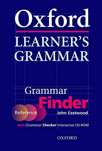 9780194375979: Oxford Learner's Grammar:: Grammar Finder: With Grammar Checker Interactive CD-ROM