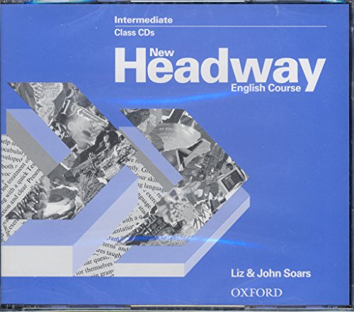 9780194376082: New headway intermediate class cd (2): Class Audio CDs Intermediate level