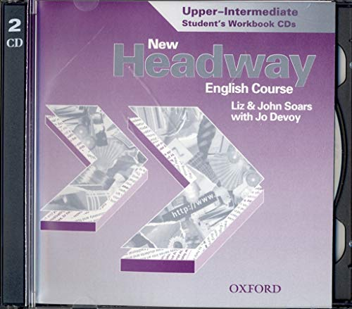 9780194376129: New Headway: Upper-Intermediate: Student's Workbook Audio CD: Student's Workbook Audio CD Upper intermediate l (New Headway English Course)
