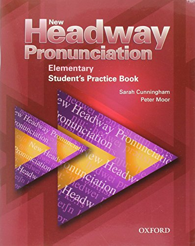 9780194376211: New Headway Pronunciation Elemantary. Course Book: Student's Book Elementary level