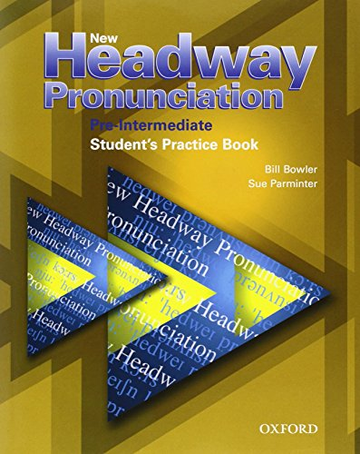 9780194376235: New headway preint pronunc book: Student's Book Pre-intermediate lev