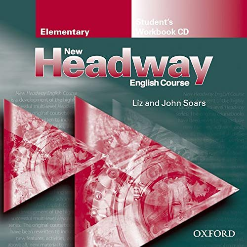 9780194376273: New Headway English Course Elementary: Student's Workbook CD