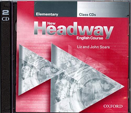9780194376297: New headway elementary class cd (2): Class CDs Elementary level