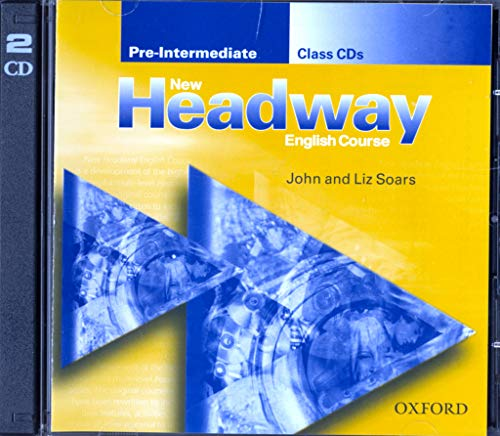 9780194376303: New Headway: Pre-Intermediate: Class CD (2)