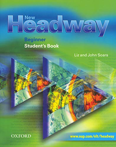 9780194376310: New Headway English Course: Beginners Student's Book