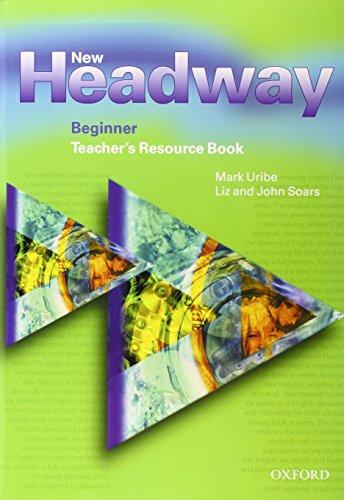 9780194376358: New Headway: Beginner: Teacher's Resource Book