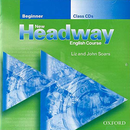9780194376389: New Headway: Beginner: Class Audio CDs (2)