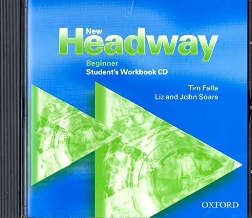 9780194376396: New headway beginner wb cd (1): Student's Workbook Audio CD Beginner level