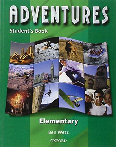 Adventures Elementary: Student's Book: Wetz, Ben