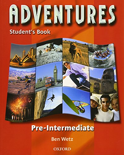 9780194376624: Adventures: Student's Book Pre-Intermediate Level