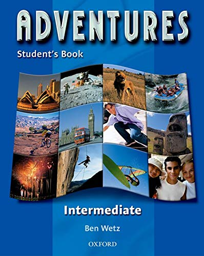 9780194376631: Adventures, Students Book Intermediate