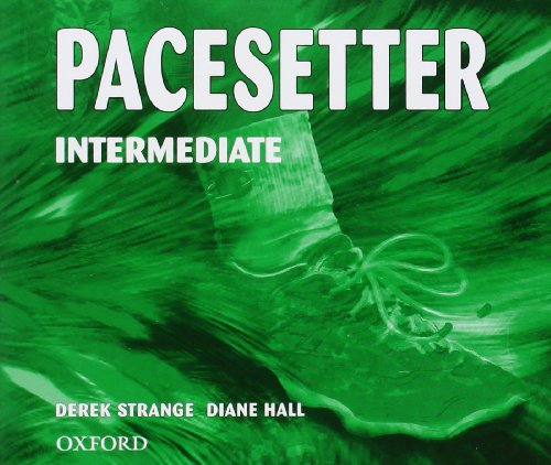 Pacesetter: Intermediate level (0194377059) by Strange, Derek; Hall, Diane