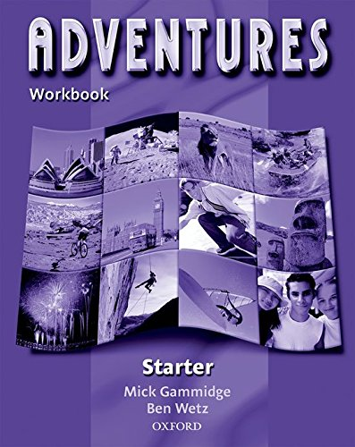 9780194378093: Adventures Starter: Workbook