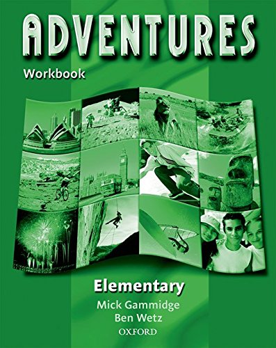 9780194378109: Adventures Elementary: Workbook